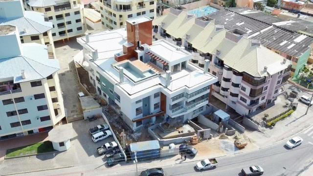 KS - Apartamento decorado nos Ingleses com 1 dormitório, obra em frente ao mar - Foto 11