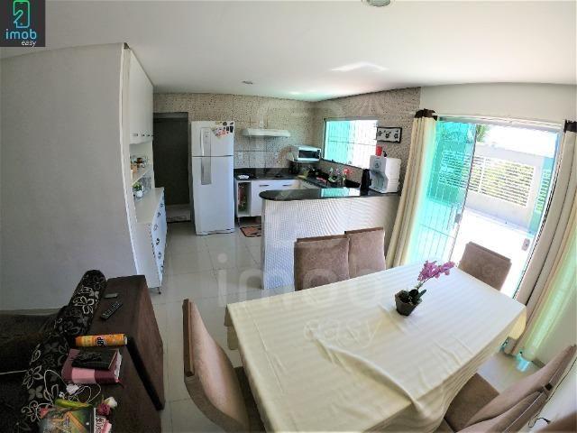 Casa no Bairro Novo Aleixo, 3 quartos sendo 2 suítes, 2 vagas de garagem - Foto 4