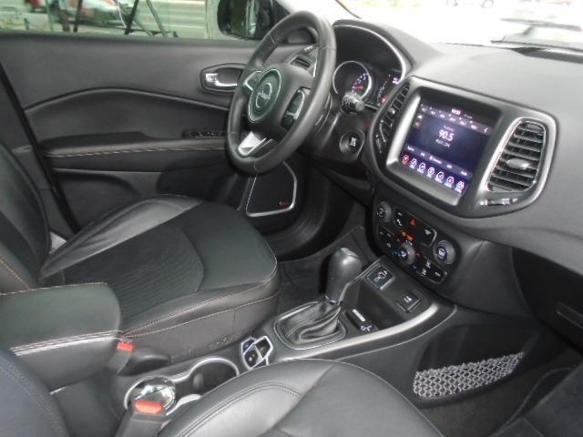Compass Diesel 4x4 Longitude Automática 2018 Brnaca - Foto 11