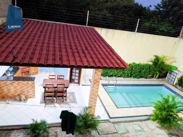 Casa Duplex 360 m² à venda, 5 suites, 4 vagas, Edson Queiroz, Fortaleza. - Foto 6