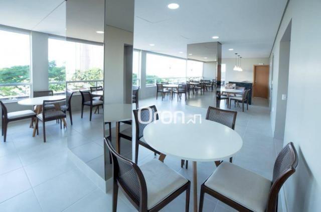 Apartamento com 3 dormitórios à venda, 95 m² por R$ 524.000,00 - Setor Bueno - Goiânia/GO - Foto 15