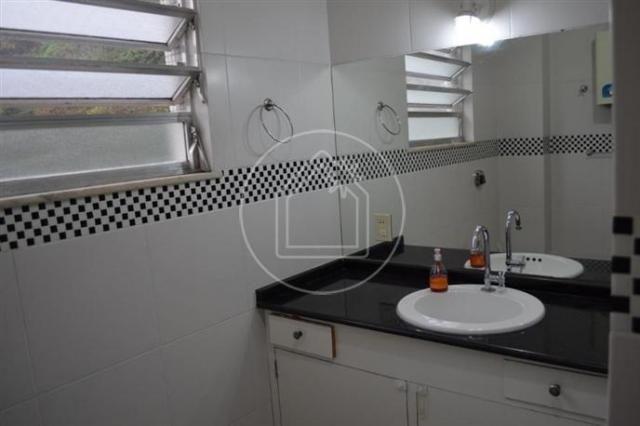 Apartamento à venda com 2 dormitórios em Cosme velho, Rio de janeiro cod:885806 - Foto 9