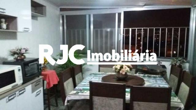 Cobertura à venda com 3 dormitórios em Tijuca, Rio de janeiro cod:MBCO30051 - Foto 8