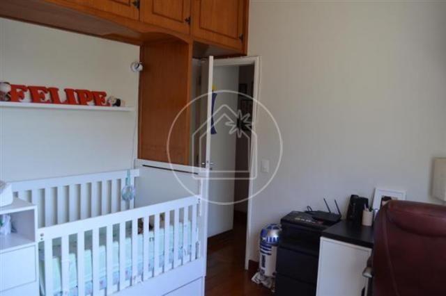 Apartamento à venda com 2 dormitórios em Cosme velho, Rio de janeiro cod:885806 - Foto 12