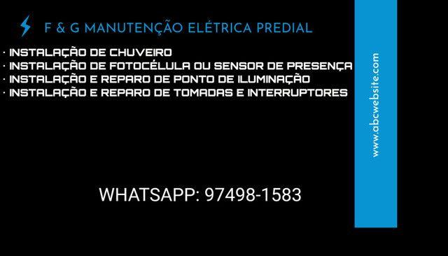 MANUTENÇÃO ELÉTRICA - Foto 2