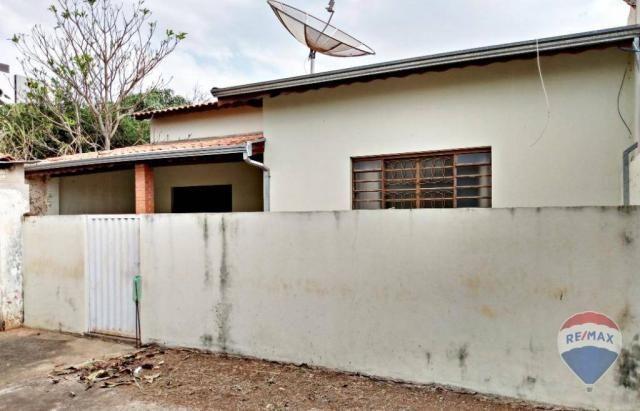 Casa 02 dormitórios, locação- Centro - Cosmópolis/SP - Foto 2