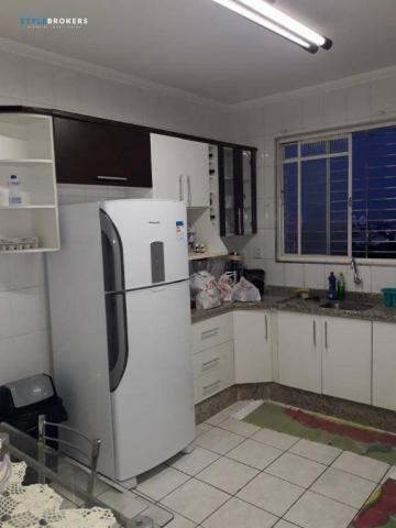 Apartamento no Edifício Caribe com 4 dormitórios à venda, 170 m² por R$ 320.000 - Baú - Cu - Foto 10