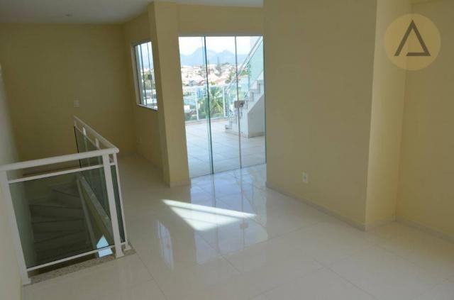 Atlântica imóveis oferece linda coberturas tríplex para venda no bairro Costa Azul - Foto 6