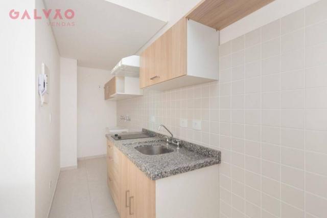 Apartamento com 1 dormitório à venda, 33 m² por R$ 238.156,90 - Centro - Curitiba/PR - Foto 5