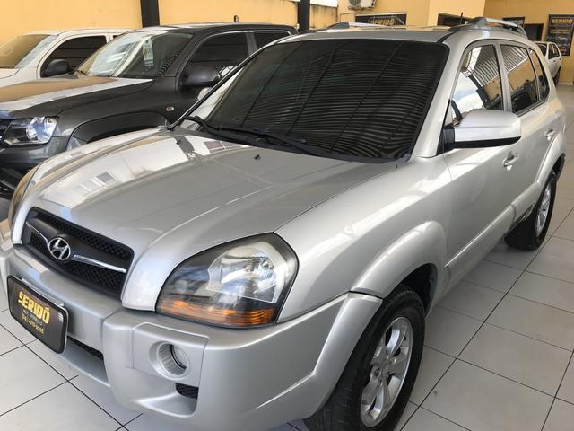 Hyundai Tucson GLS automático extra! - Foto 2