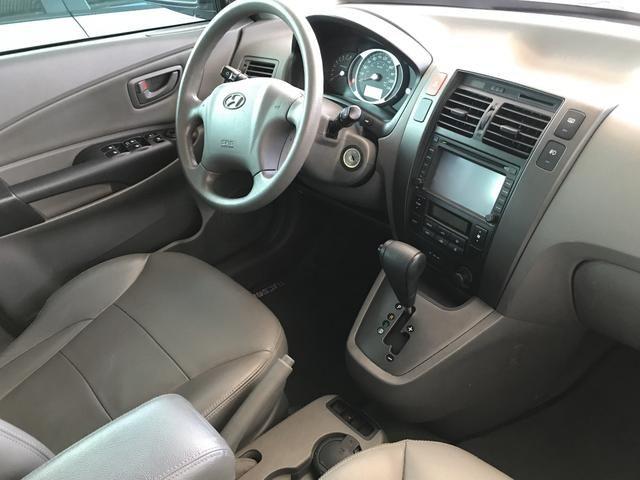 Hyundai Tucson GLS automático extra! - Foto 5