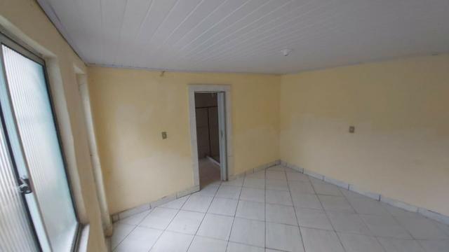 Casa de Vila Térrea 1 Qto c/Quintal em Cascadura - Foto 2