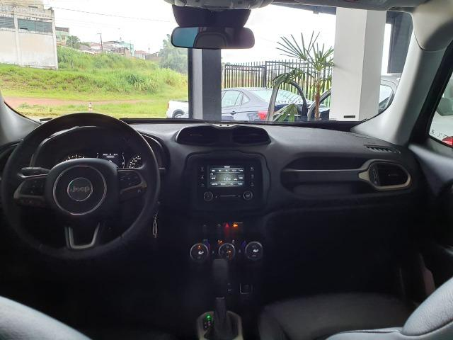 Jeep Renegade Longitude 1.8 Flex Automático - 2018 - Completo - Foto 10