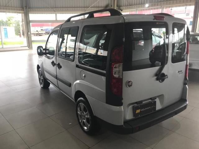 Doblo 2017/2018 1.8 mpi essence 1l 16v flex 4p manual - Foto 6