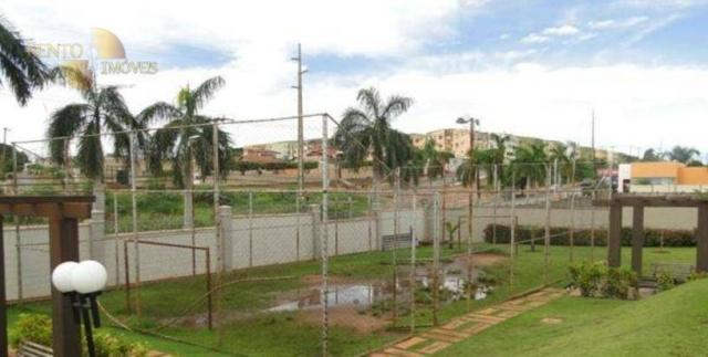 Apartamento à venda, 49 m² por R$ 180.000,00 - Carumbé - Cuiabá/MT - Foto 14