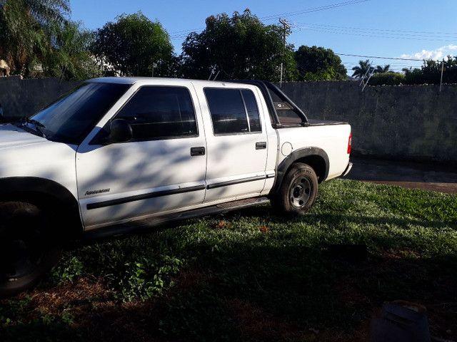 S10 2008 flex com kit gás, R$ 31.000,00 - Foto 2
