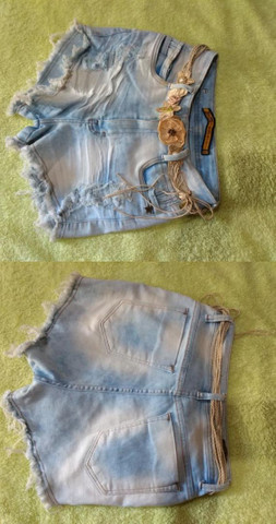 Kit roupas brechó