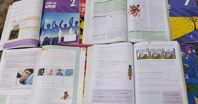 Livros didáticos 7 ano CPB- Interativa - Foto 3