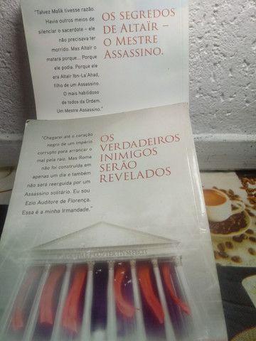 2 livrosassassin,s - Foto 4