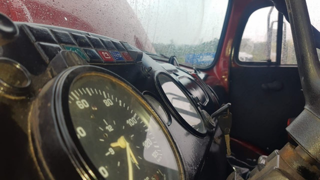 Mb 1313 1977/1984 , turbo, hidraulico , graneleiro!!!! - Foto 16