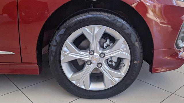 Novo Onix Plus Premier 1 Turbo sedan 2022 - Foto 9