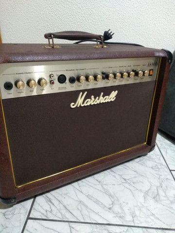 Amplificador Marshall AS50D - Foto 2