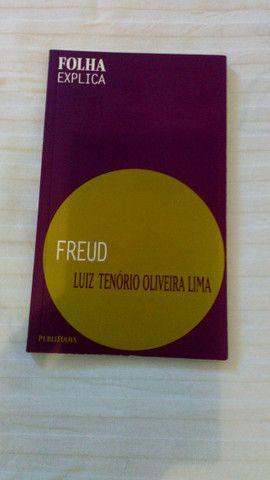 Livro: Freud Folha Explica Lima Luiz Tenorio