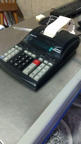 Calculadora com impressão