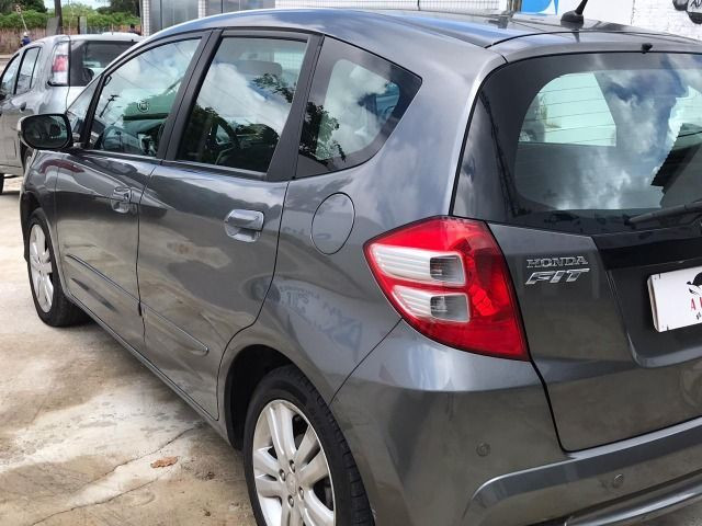 Honda Fit EX 1.5 AT 2013 39.000 km R$37.900,00 - Foto 7