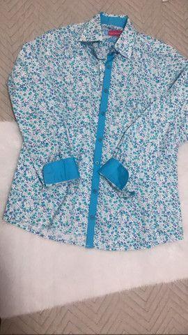 Blusa Les Chemises