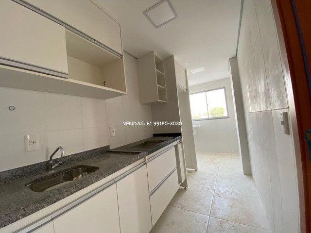 Apartamento de 2 quartos em Samambaia I 61,45 m² - Foto 3