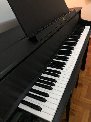 Piano Digital Casio Cleviano Grand Hybrid GP 300 - Foto 5