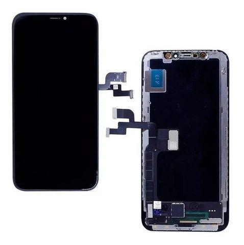 Display IPhone X Oled - Parcelamos no cartão