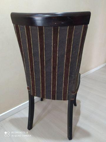 Cadeira com defeito na perna - Foto 2