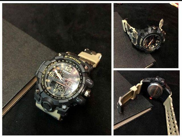 G-Shock Mudmaster Camuflado - Foto 3