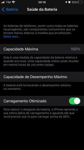 iPhone 7 128GB Preto Matte Oportunidade  - Foto 6
