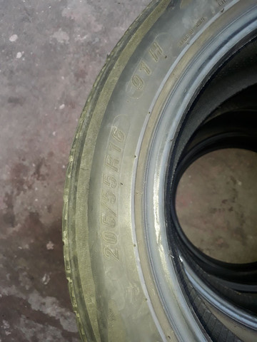 Vende sê pneus 205/55/16