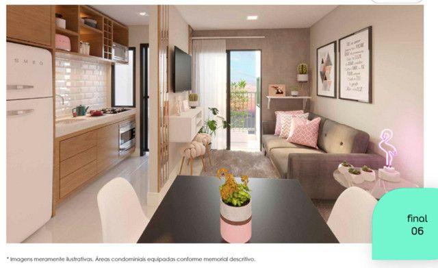 Apartamento de 1 quarto de alto padrão - 200 metros da Universidade Positivo :) - Foto 13