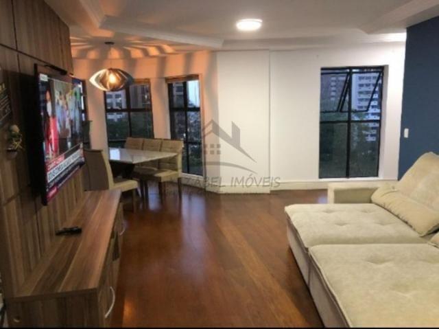Apartamento com 3 dormitórios à venda - Batel - Curitiba/PR - Foto 4