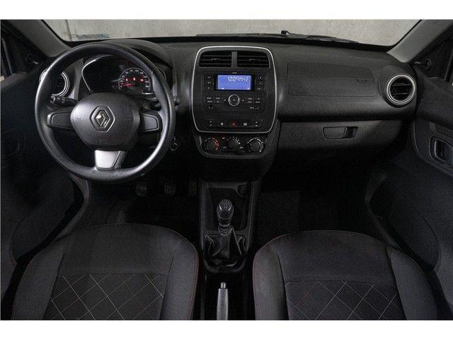 Renault Kwid 2019 1.0 12v sce flex zen manual - Foto 7