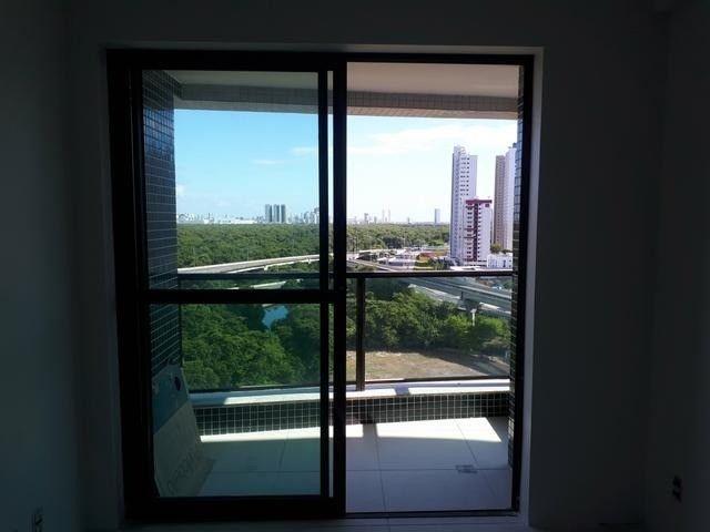 JS- Está acabando - Edf. Maria Lígia 56m² - 2 quartos em Boa Viagem - Foto 2