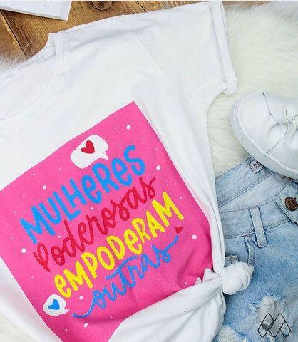 T-shirt a pronta entrega ?  - Foto 5