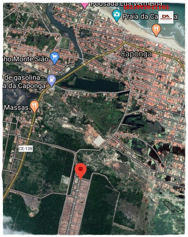 Loteamento Caponga -- ótimas trilhas ecológicas //