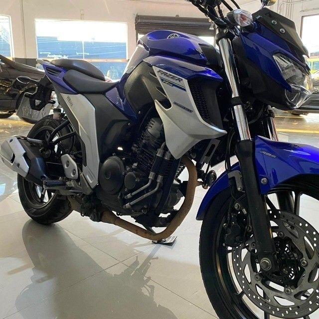 Fazer 250 2019 Azul  - Foto 7