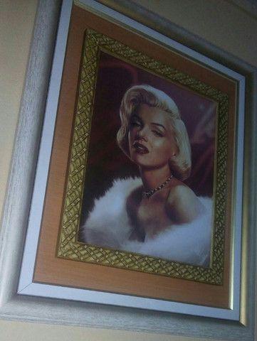 Quadro Marilyn Monroe  - Foto 3
