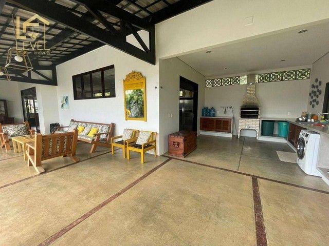 Casa com 3 dormitórios à venda, 910 m² por R$ 850.000,00 - Chácara da Prainha - Aquiraz/CE - Foto 10
