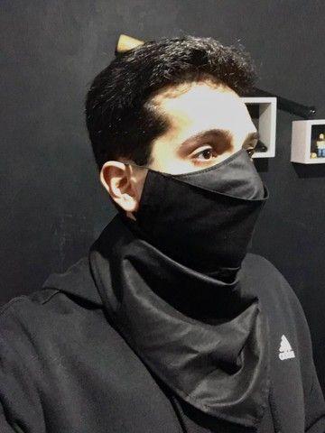 Máscara lenço e máscaras  - Foto 2