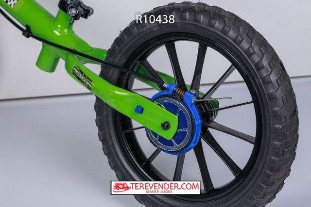 Bicicleta de equilibrio / sem pedais - Foto 6