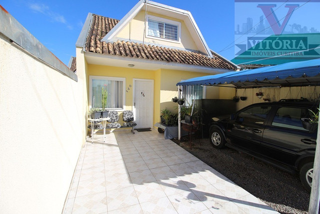 Casa à venda com 3 dormitórios em Rio pequeno, São josé dos pinhais cod:CA00981 - Foto 3