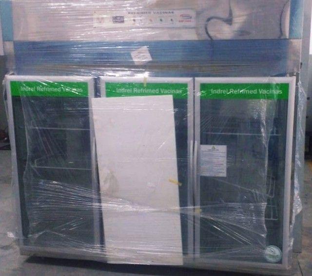 Câmara fria para Vacinas e Sangue Computadorizada NOVA
